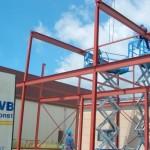 1 Montage staalconstructie (2)