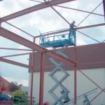 2 Montage staalconstructie (2)