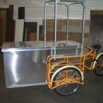 Bak op fiets maken 1