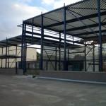 Beplaten eigen werkplaats (4)