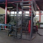 Fabricage trap