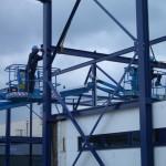 Staalconstructie postweg 012