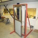 Testopstelling inbraakwerende deur (2)